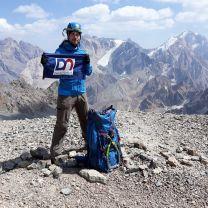 Ondra Bříza, Tajikistan.